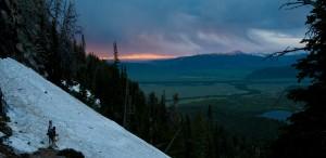 Dorian Densmore, Grand Teton National Park, WY