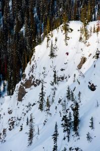 Chris Davenport, Selkirk WIlderness Skiing, BC