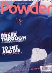 Powder Magazine: Simon Dumont by Ian Fohrman